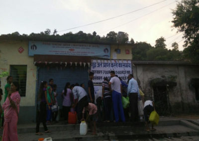 Water ATM is now become necessity in District Son Bhadra . This pilot project was initiated under CSR