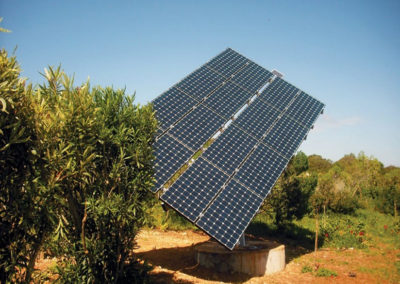Solar unit installed in remote village of Uttrakhand